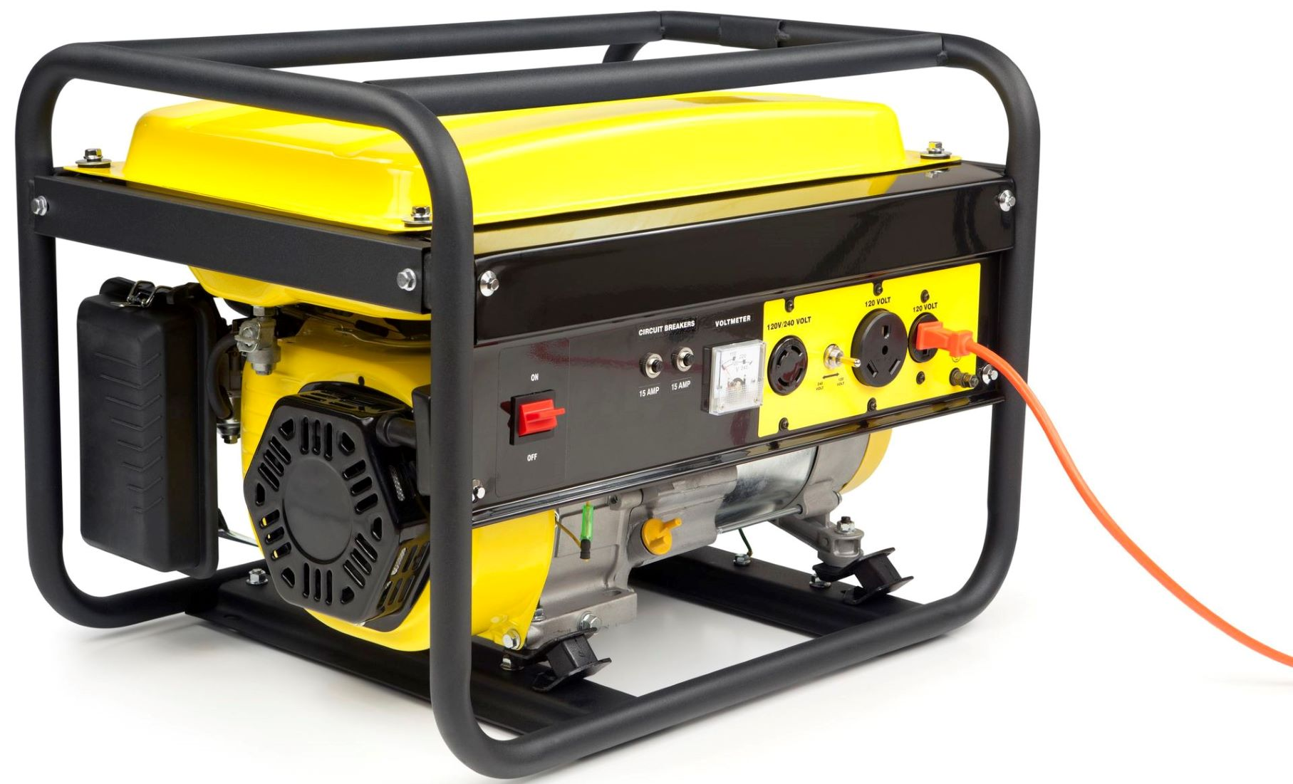 generator with power cord